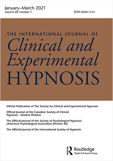 Effects of a Brief Mindful Hypnosis Intervention on Stress Reactivity: A Randomized Active Control Study